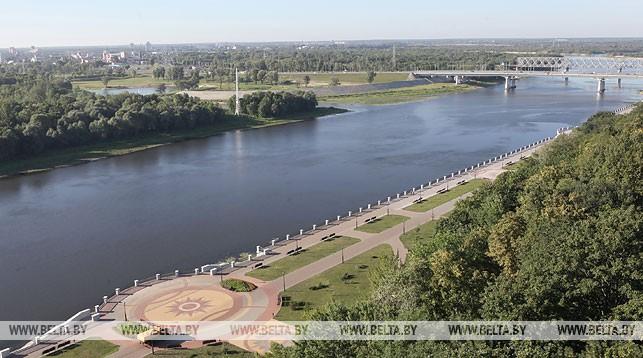 Река Сож в Гомеле. Фото из архива
