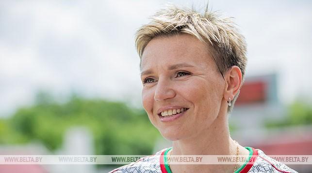 Юлия Нестеренко. Фото из архива