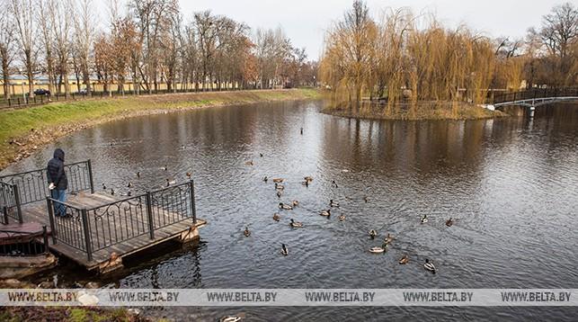 Парк культуры и отдыха в Бресте. Фото из архива
