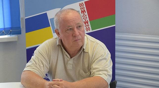 """Геннадий Золотарев. Фото из архива   """"Гомельские ведомости"""""""