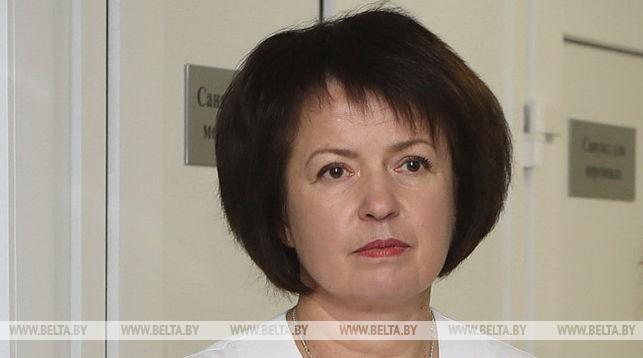 Ольга Лях. Фото из архива