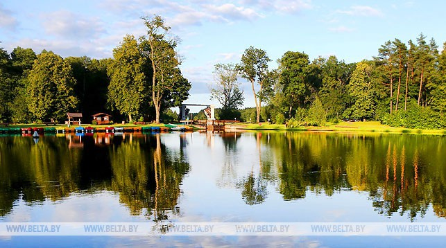 Августовский канал. Фото из архива