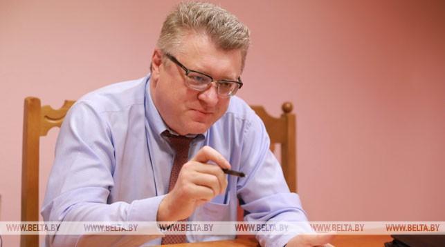Андрей Молчан