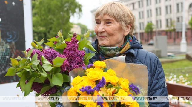 Художница Зоя Литвинова