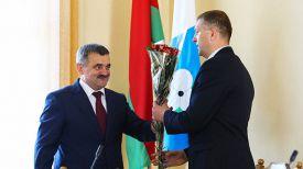 Валерий Ребковец и Виталий Кулак
