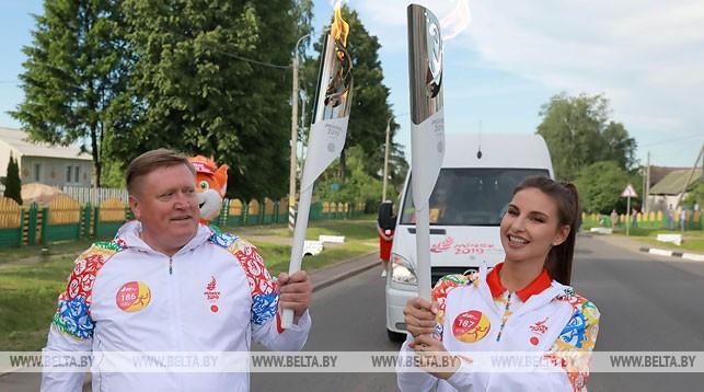 Сергей Тетерин и Ксения Санкович