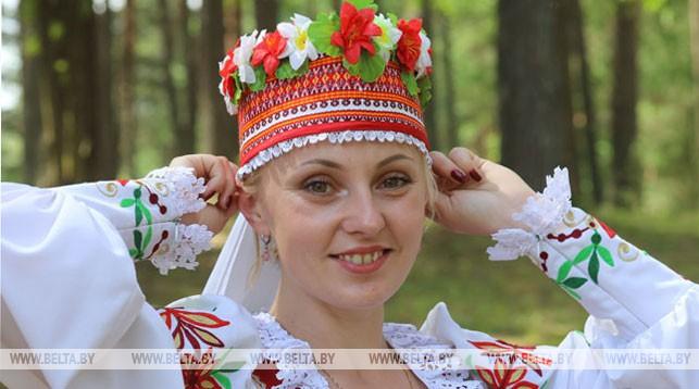Олеся Нарель из Браслава