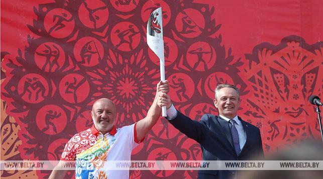 Александр Годлевский и Петр Кириченко