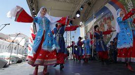День многонациональной России в Минске. Фото из архива