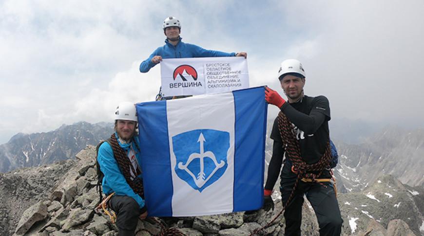 Фото Брестской областной организации альпинизма и скалолазания