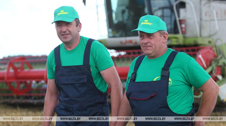 Дмитрий Тарасевич и Виктор Юшкевич
