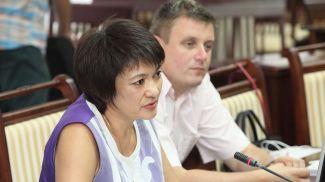 Марина Филонова. Фото из архива