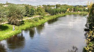 Канал Огинского. Фото из архива