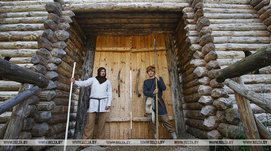 Археологический музей в Беловежской пуще. Фото из архива