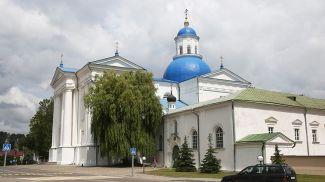 Жировичский монастырь. Фото из архива