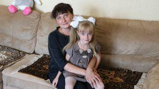 Полина из Новой Гуты и ее мама Елена Химакова