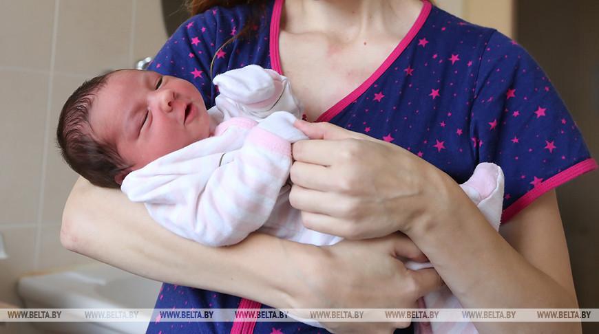 В Бресте в дни празднования тысячелетия города родились 29 детей