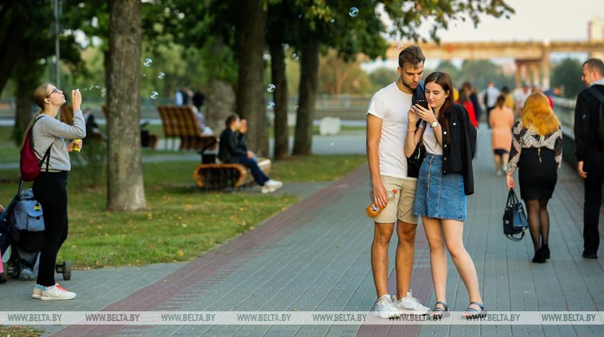 Более 15 тыс. туристов побывали в Бресте в дни празднования тысячелетия
