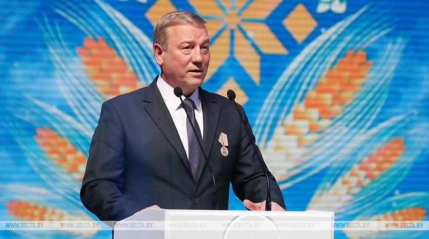 Николай Лабушев. Фото из архива
