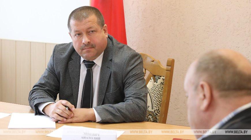 Анатолий Линевич. Фото из архива