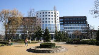 Полесский государственный университет. Фото из архива