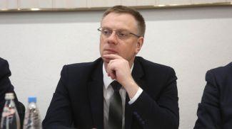 Федор Римашевский. Фото из архива