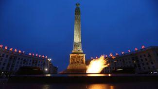 Площадь Победы. Фото из архива