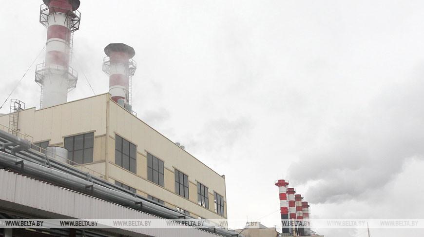 Минская ТЭЦ-2. Фото из архива