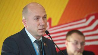 Дмитрий Шевцов. Фото из архива