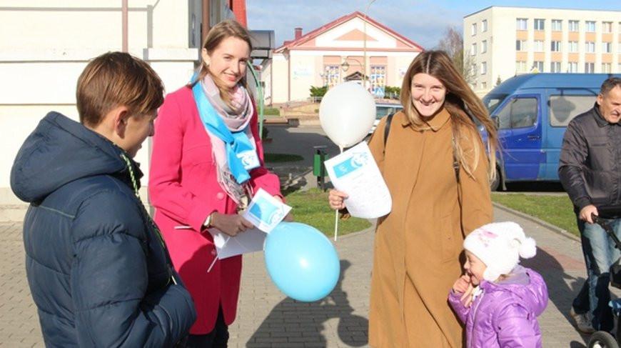 В Гродненской области стартовала акция «Всей семьей на выборы»