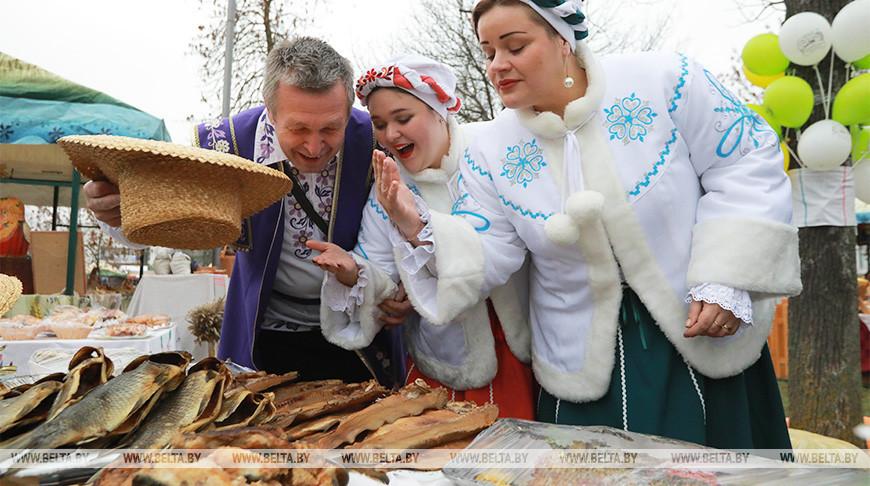 """Во время фестиваля-ярмарки тружеников села """"Дажынкі-2019"""""""