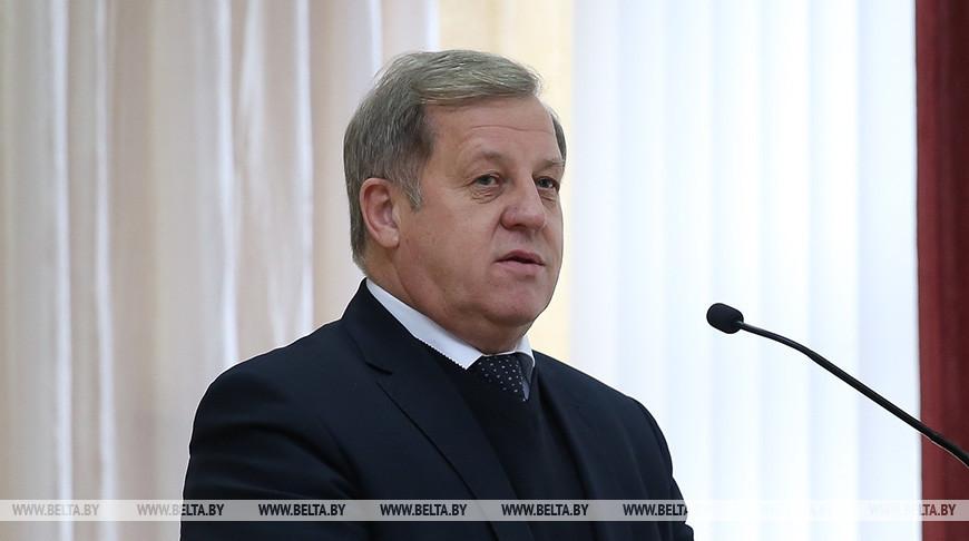 В АПК Брестской области создан хороший задел для успешной работы в 2020 году - Лис