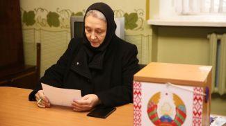 Настоятельница Гродненского Свято-Рождество-Богородицкого cтавропигиального женского монастыря игумения Гавриила