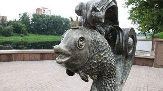 """""""Рыбка"""" без символического ключа. Фото из архива"""