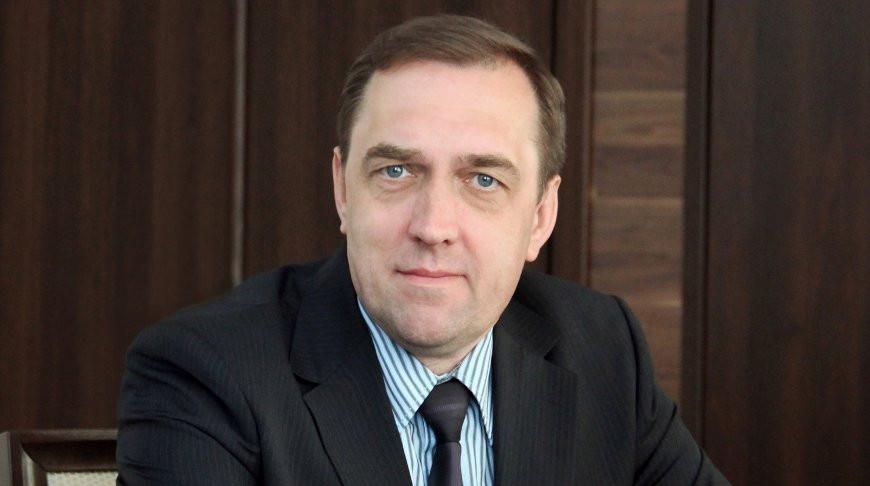 Алексей Егоров. Фото vsu.by