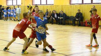 Во время товарищеского матча между командами Гродно и Щучина