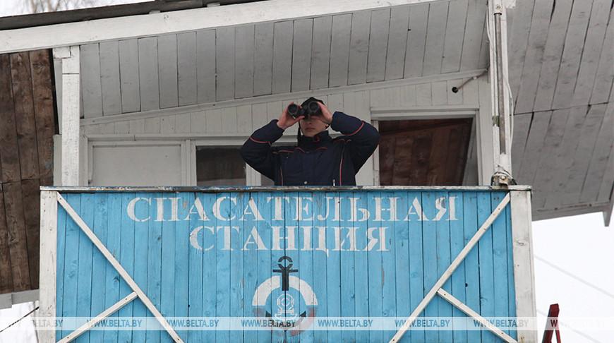 ОСВОД предупреждает об опасности выхода на лед водоемов в Брестской области
