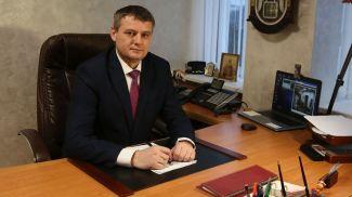 """Директор ОАО """"Белкард"""" Андрей Яночкин"""