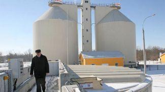 Брестский мусороперерабатывающий завод. Фото из архива