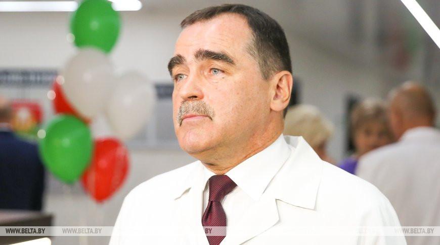 Главврач брестской больницы: у нас было время организационно подготовиться к пандемии