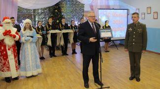 Игорь Карпенко. Фото Министерства образования