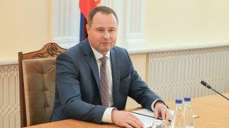 Андрей Клец. Фото из архива