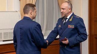 Сергей Хмарук и Александр Конюк. Фото Генпрокуратуры