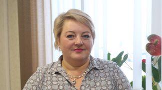 Директор гостиницы Нина Жабинская