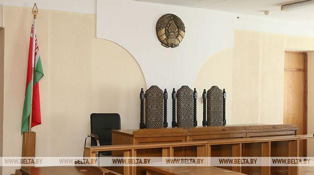 Суд в Пинске приговорил мужчину к году колонии за угрозы судебному исполнителю