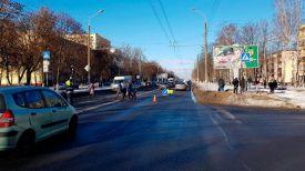На месте происшествия. Фото УГАИ УВД Гомельского облисполкома