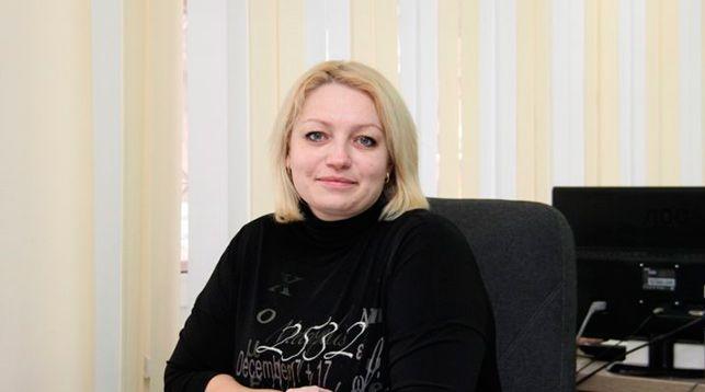 Ольга Гамеза. Фото УВД Гродненского облисполкома