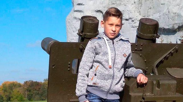 Максим Давиденко. Фото предоставлено УВД Брестского облисполкома