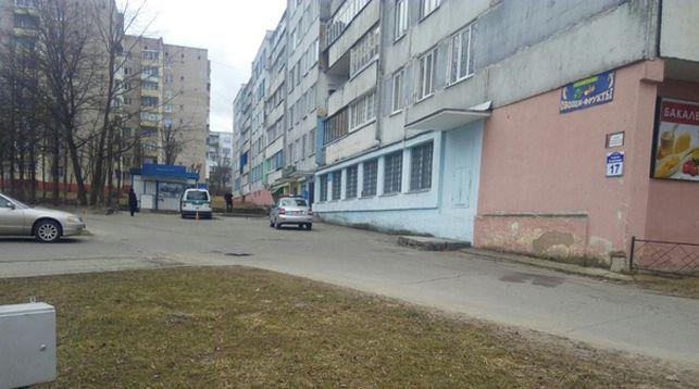"""Место ДТП. Фото из социальной сети """"ВКонтакте"""""""