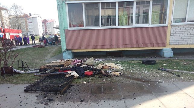 Фото Могилевского областного управления МЧС